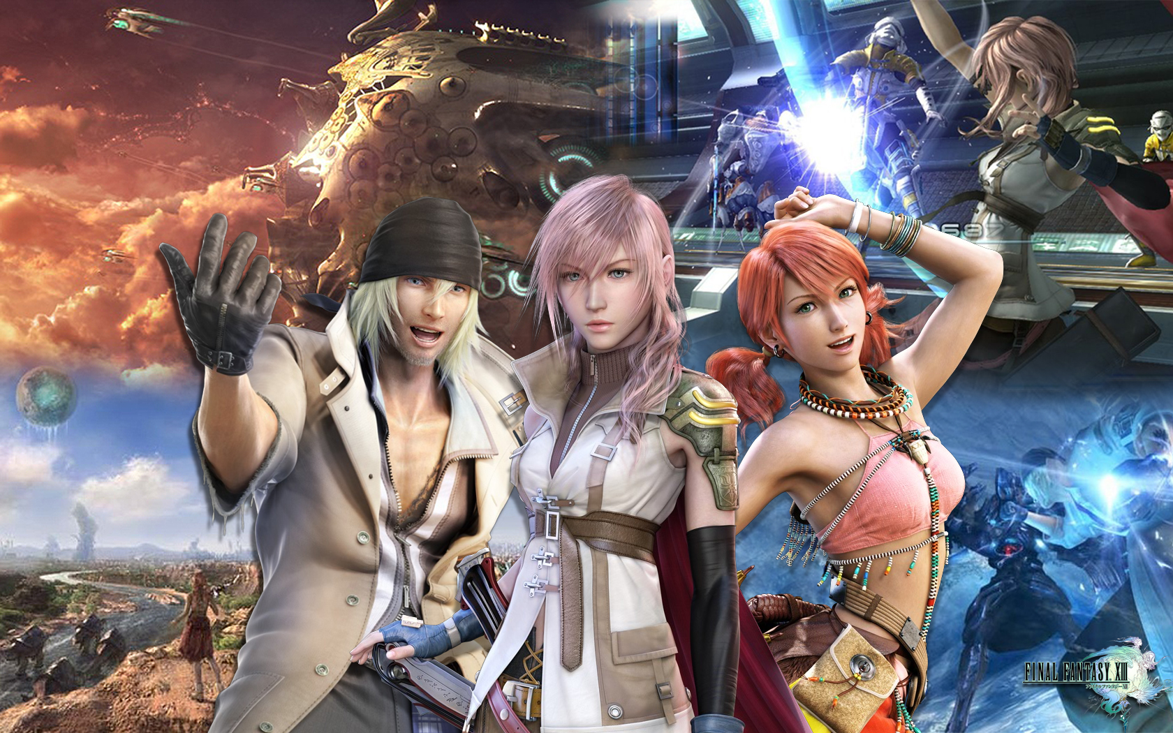 final fantasy xiii all things final fantasy