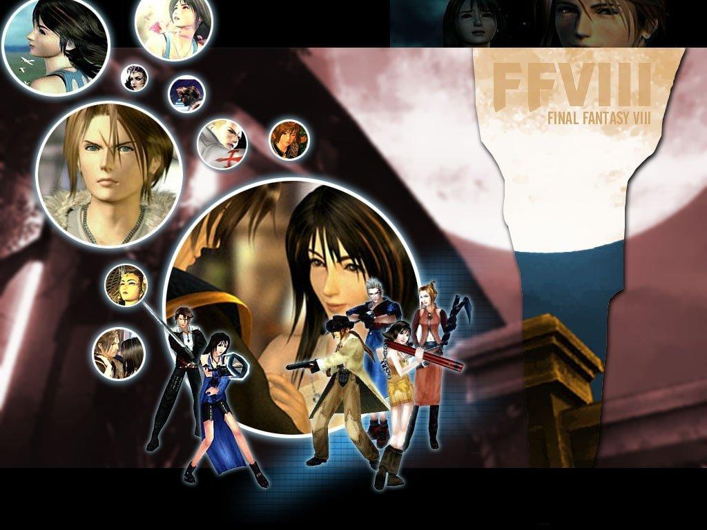 Final fantasy viii all things final fantasy - Ffviii wallpaper ...