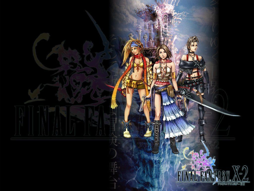 new 1000 wallpapers blog ffx 2 wallpapers